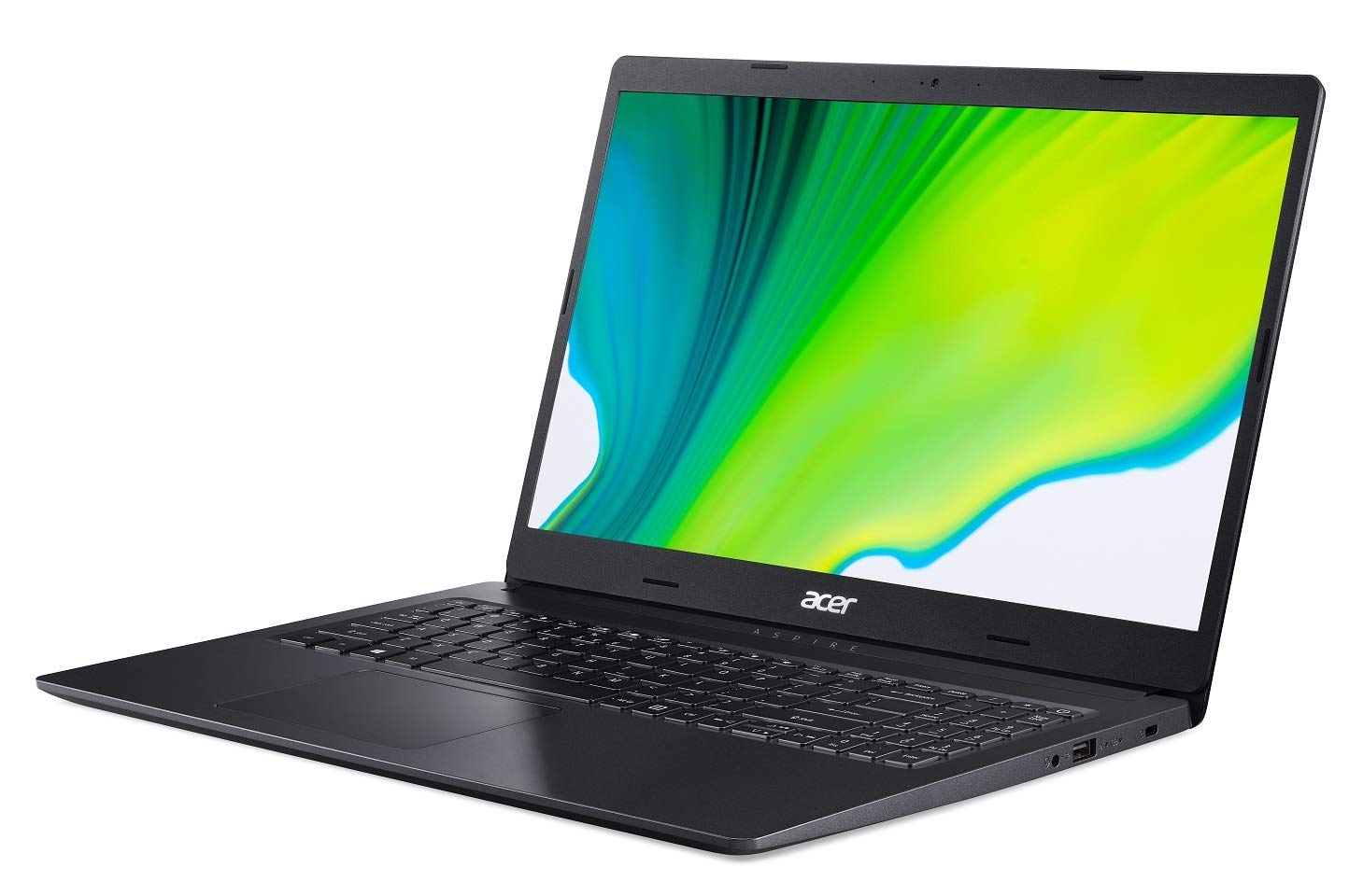 "Acer Aspire 3 Intel Core I5-1035G1 15.6"" FHD Display Thin And Light Laptop (8GB Ram/1TB HDD/Windows 10 Home/Nvidia MX 330 Graphics), Charcoal Black/1."