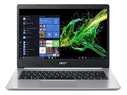 Acer Aspire 5 A514-52G 14-inch Laptop (10th Gen Intel Core I5-10210U/8GB/512GB SSD/Window 10 Home 64Bit/2 GB Of Nvidia MX350 Graphics), Silver