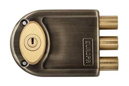 Europa Dimple Key Main Door Lock 8123 AB