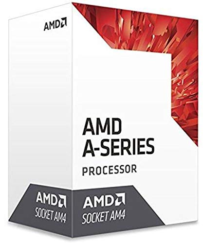 AMD A8-9600 7th Generation  Quad Core Processor