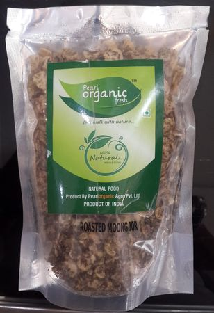 Pearl Organic Roasted Moong Jor