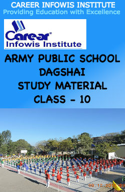 APS, DAGSHAI 10TH CLASS ENTRANCE EXAM BOOKS