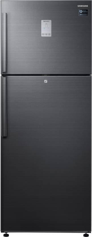 Samsung RT49K6338BS Refrigerator (478 Litres, Black)