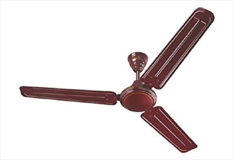 Bajaj Bahar 3 Blade Ceiling Fan(brown, Pack Of 1)