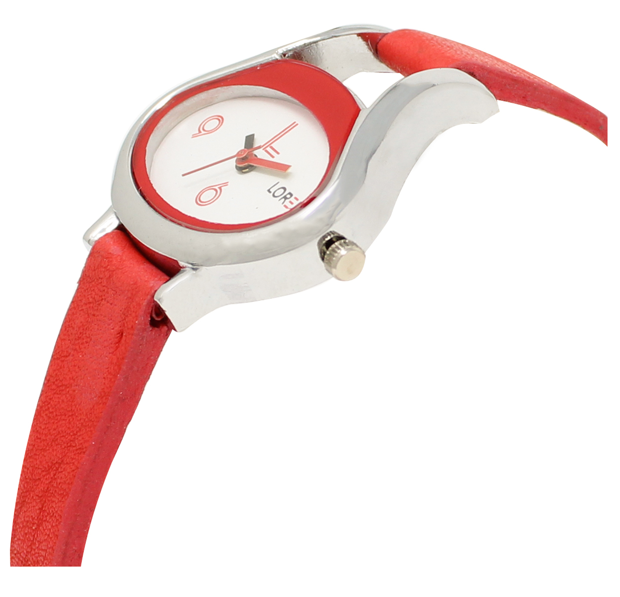 LOREM New Classic Designer Fancy Collection Of Analouge White  Dial Girls And Women Watch