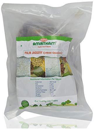 AMIRTHAM PALM PRODUCTS (PALM JAGGERY SPL 500gm) - Sugar