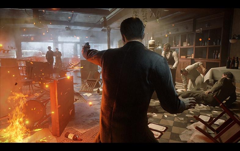 Mafia Definitive Edition Xbox One