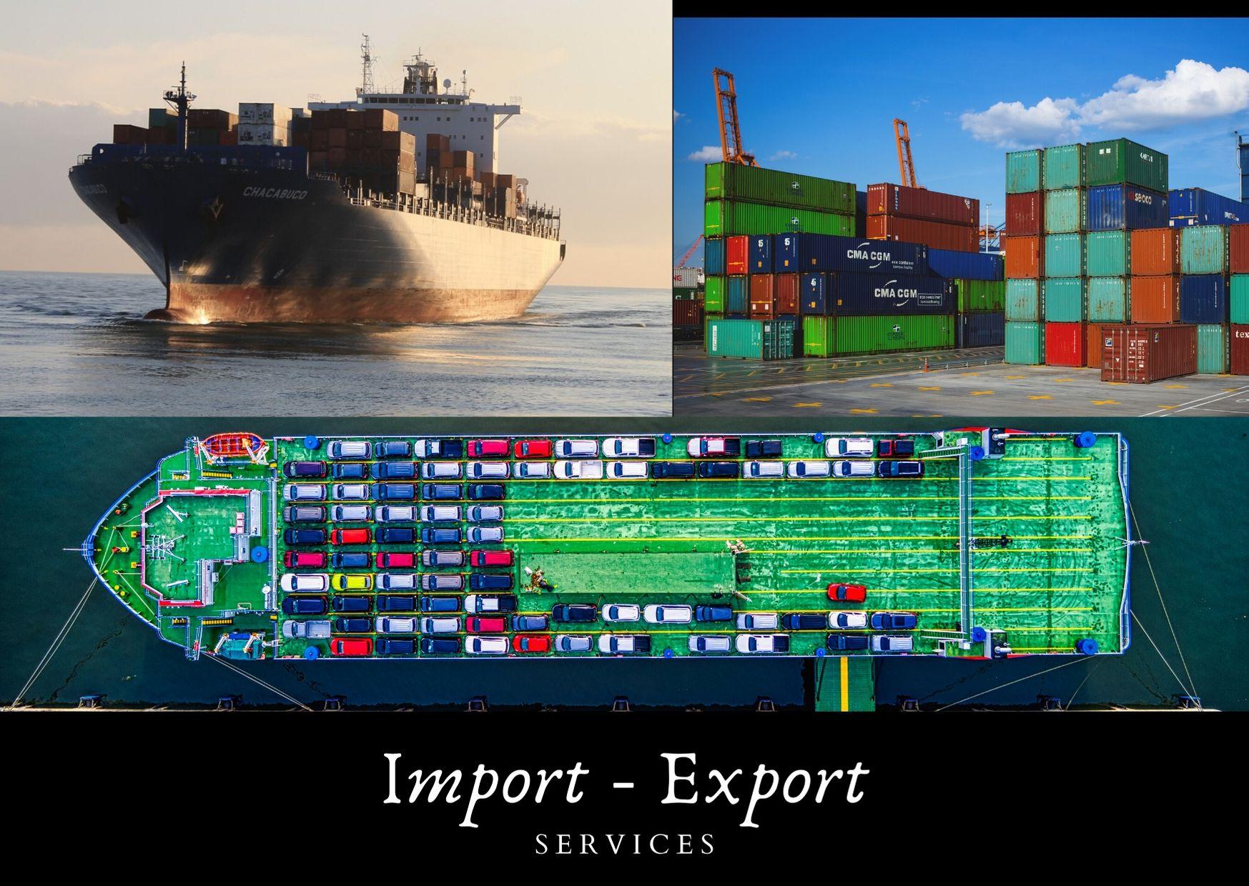 IMPORT EXPORT CODE