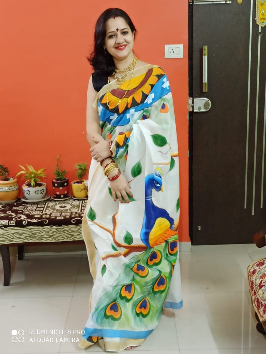 Hand Printed Karala Cotton