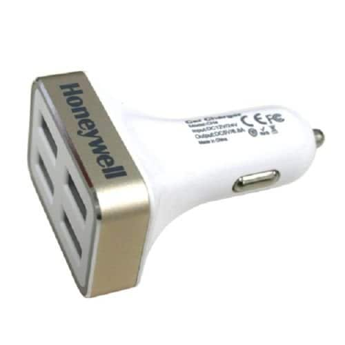 HONEYWELL CHARGER 6.8A WITH 4 USB
