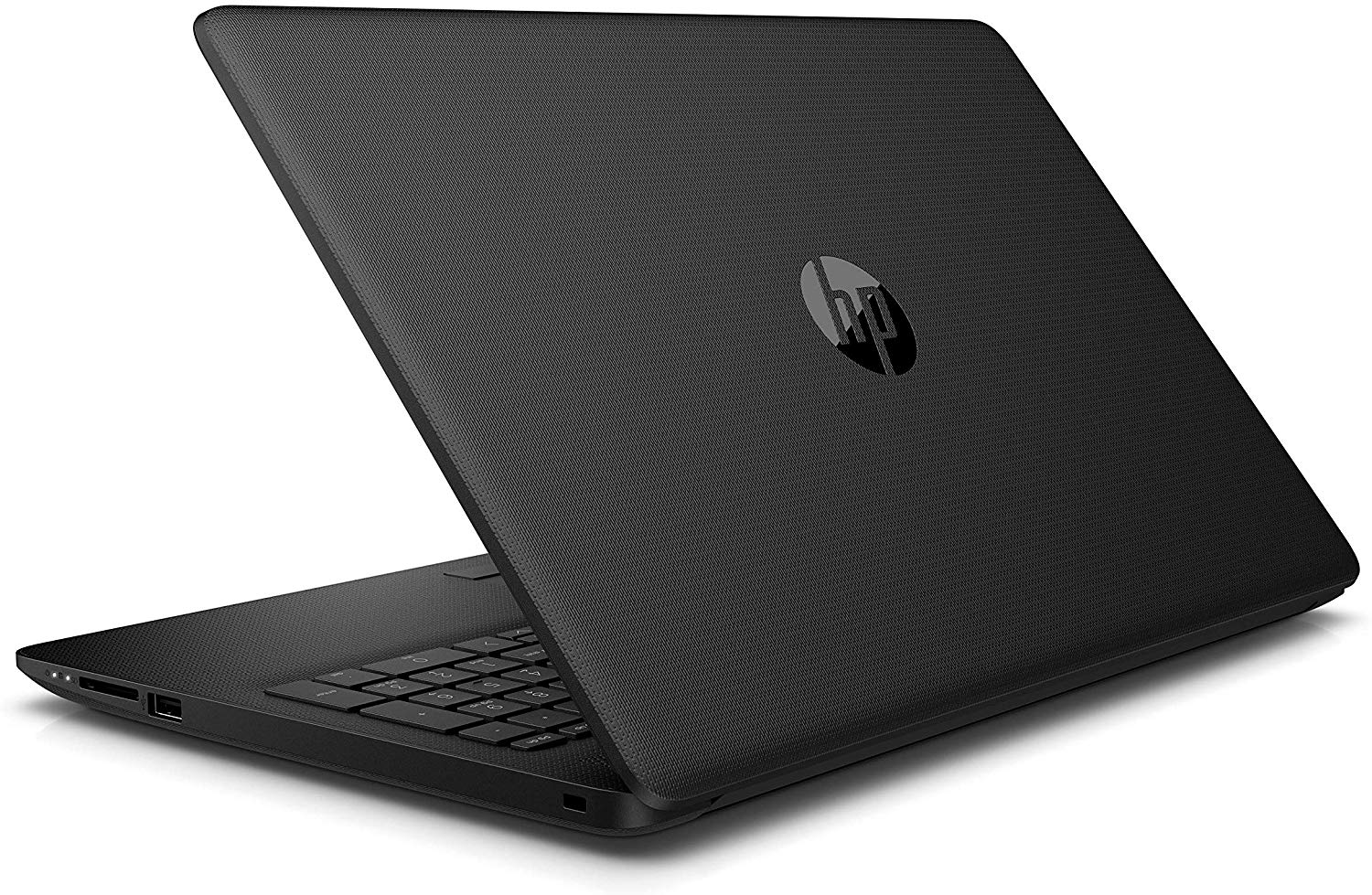 HP 15 15-DA1074TX 15.6-inch Laptop (8th Gen Core I5-8265U/8GB/1TB HDD/Windows 10, Home/NVIDIA GeForce MX110 Graphics), Jet Black By HP