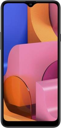 Samsung Galaxy A20s (RAM 4 GB, 64 GB, Black)
