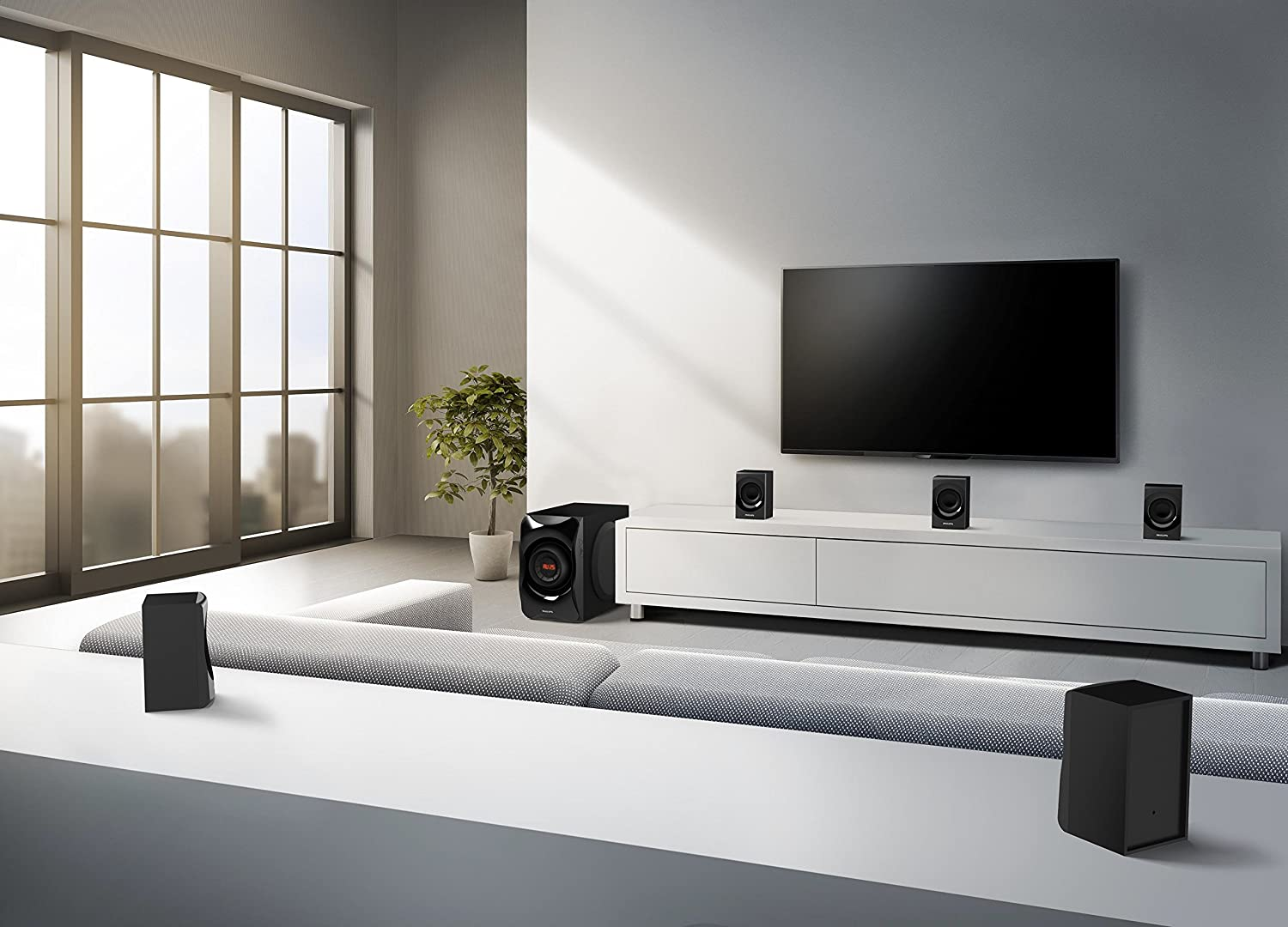 SPEAKER PHILIPS SPA 8000B