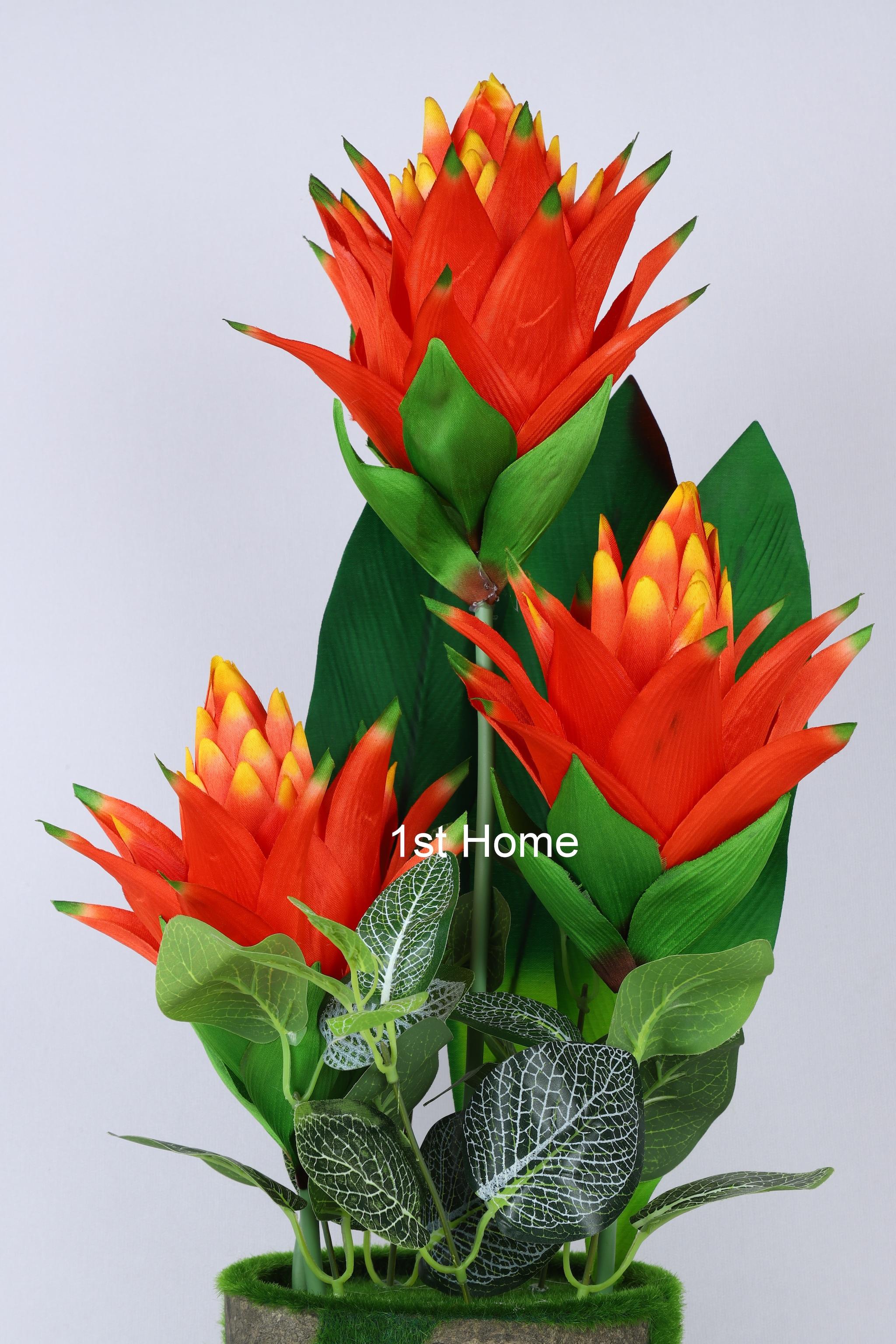 Artificial Lotus Flower Arrangement NS1002