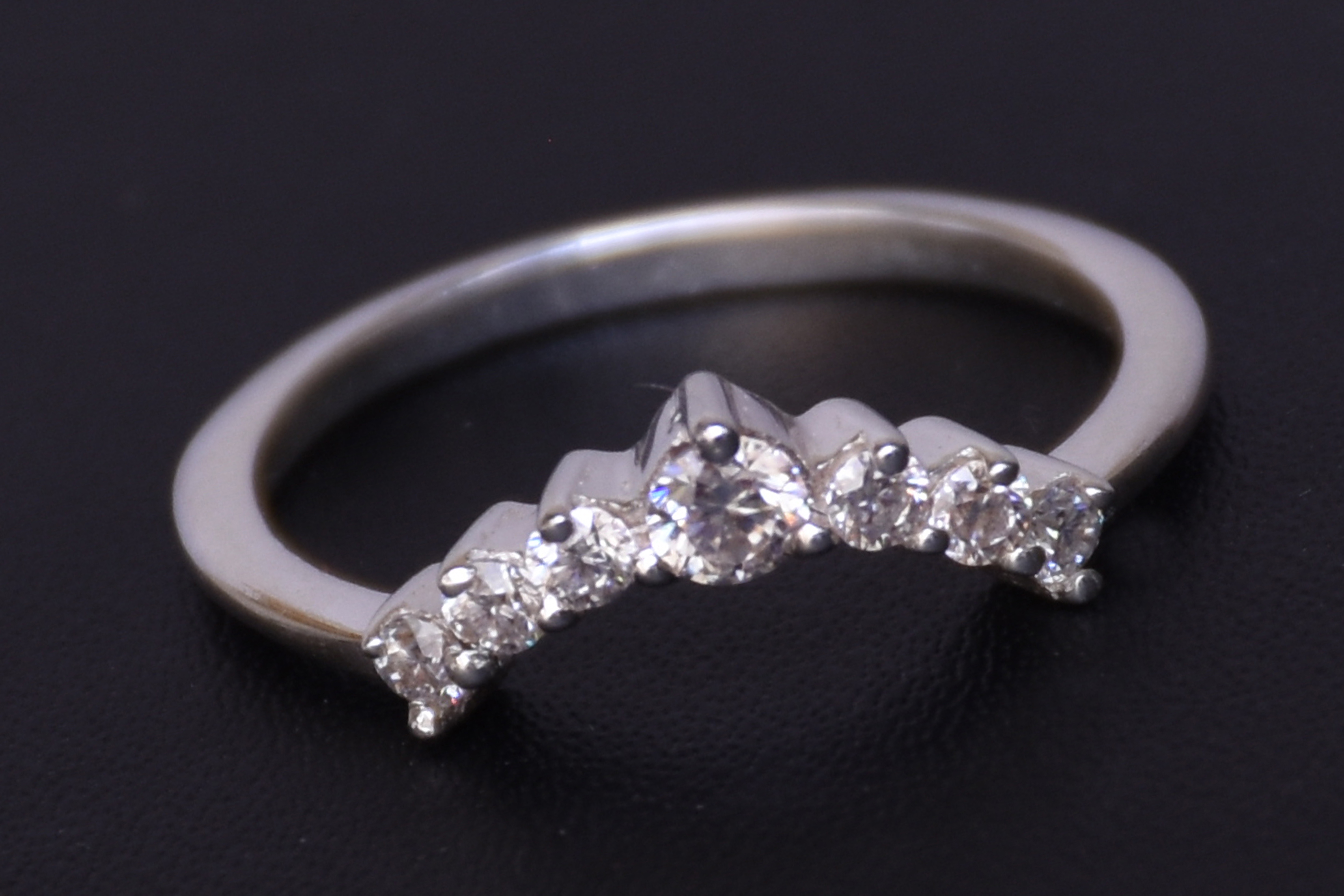 Moissanite Engagement Solitaire Silver Ring 925 Sterling Silver Rhodium Round Faceted Cut Gemstone Silver Ring