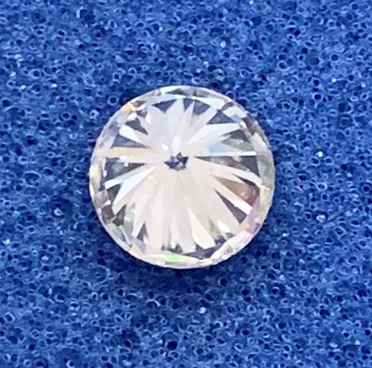 Beautiful Moissanite Faceted Cut Loose Gemstone