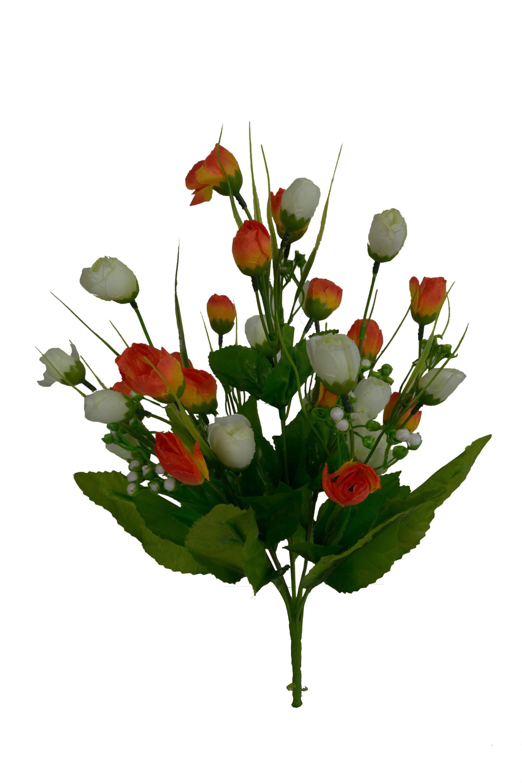 Artificial Bud Rose Bunch N10C1