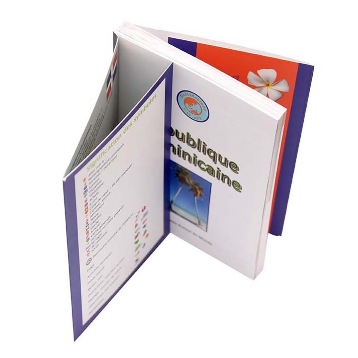 144 Page Book (One 8) (200, Flap, Royal)