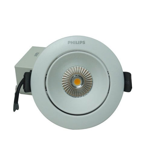 Philips Astra 7w Recessed Spotlight Cool White