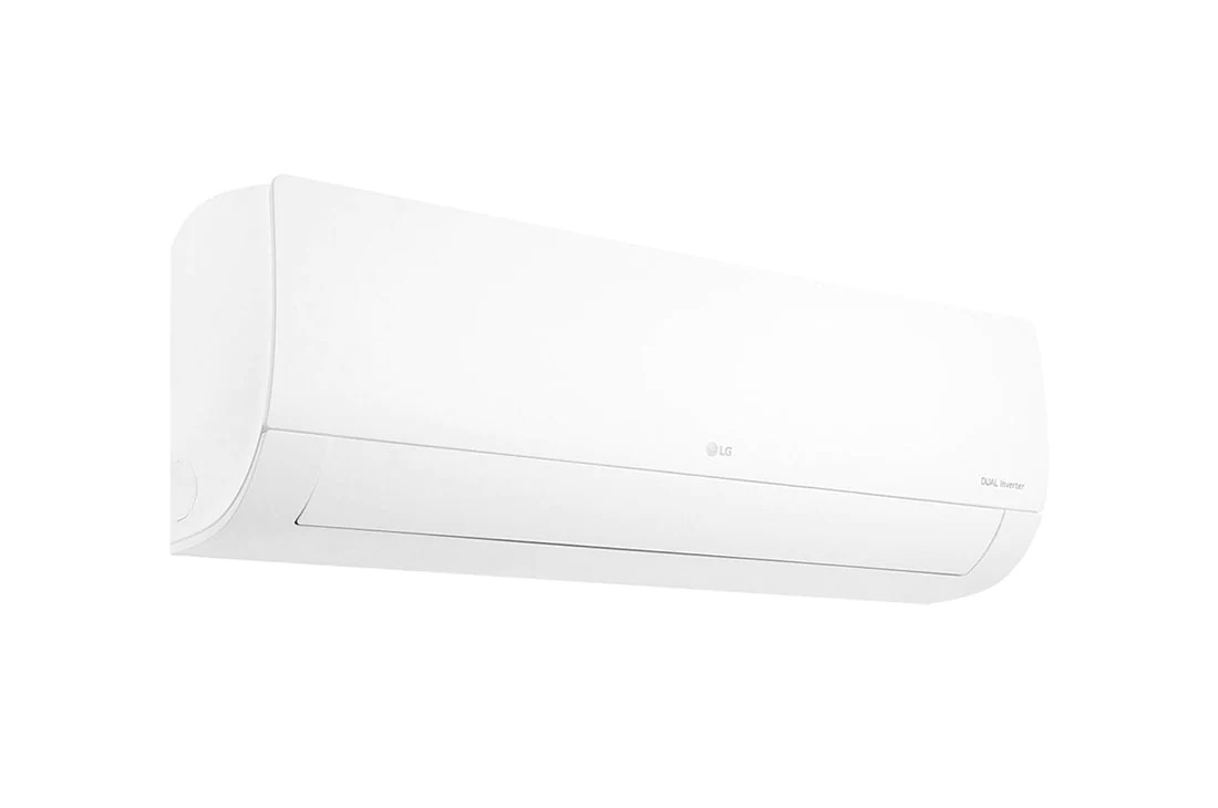 LG LS-Q18ANZA Dual Inverter 5 Star Split Air Conditioner  With 4-in-1 Convertible Cooling & Ocean Black Fin