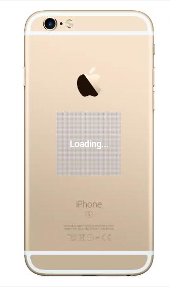 Apple IPhone 6s ( 32GB , Gold )