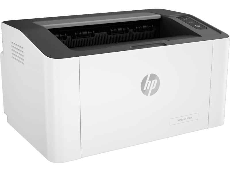 HP 108W Single Function Laser Printer With Wi-Fi