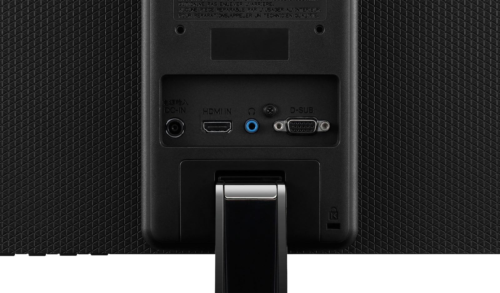 """LG MONITOR 22"""" 22MP48HQ(VGA+HDMI+IPS)"""