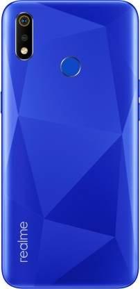 Realme 3i (RAM 4 GB, 64 GB, Diamond Blue)