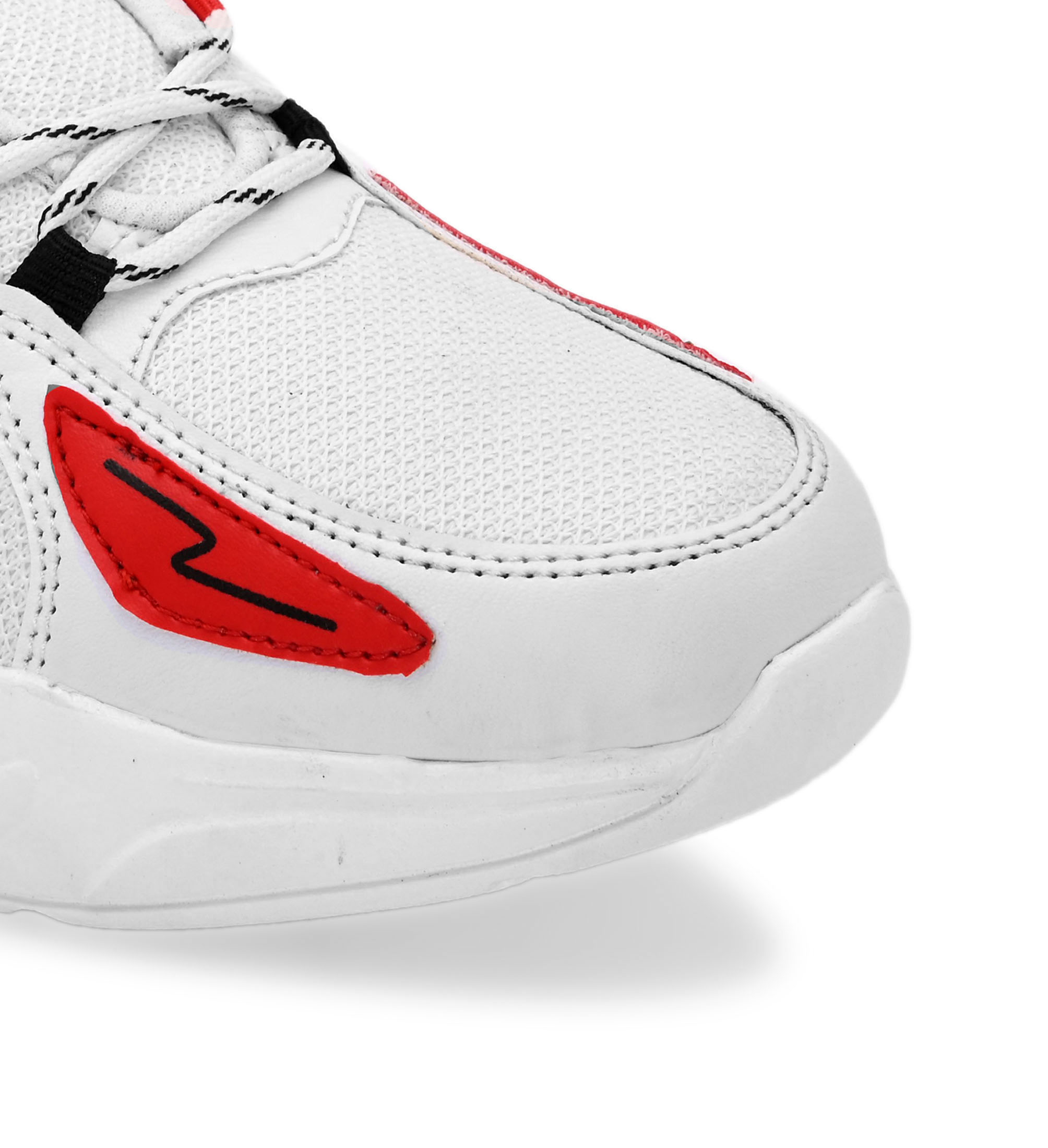 BRIFAR COMFORTABLE & TRENDY SPORTS SHOES ARE RELIABLE FOR ANY BFS0813WHT (6-9, WHITE, 4 PAIR)