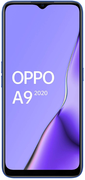 Oppo A9 2020 (RAM 4 GB, 128 GB, Space Purple)