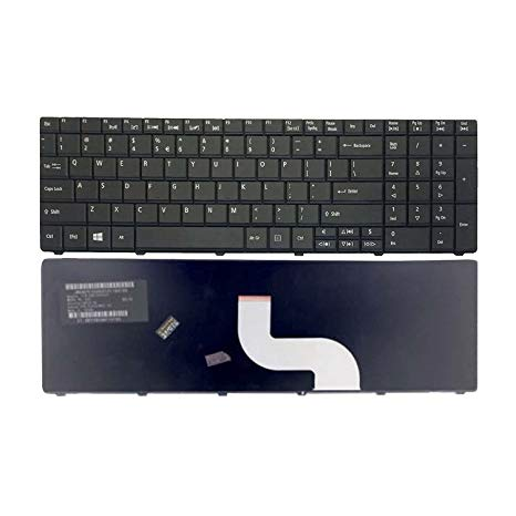 New Acer Aspire E1-531G E1-532 E1-570 Replacement Laptop Keyboard