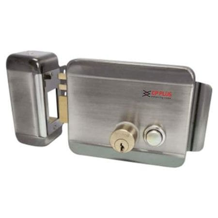 Electronic Lock With Power Supply