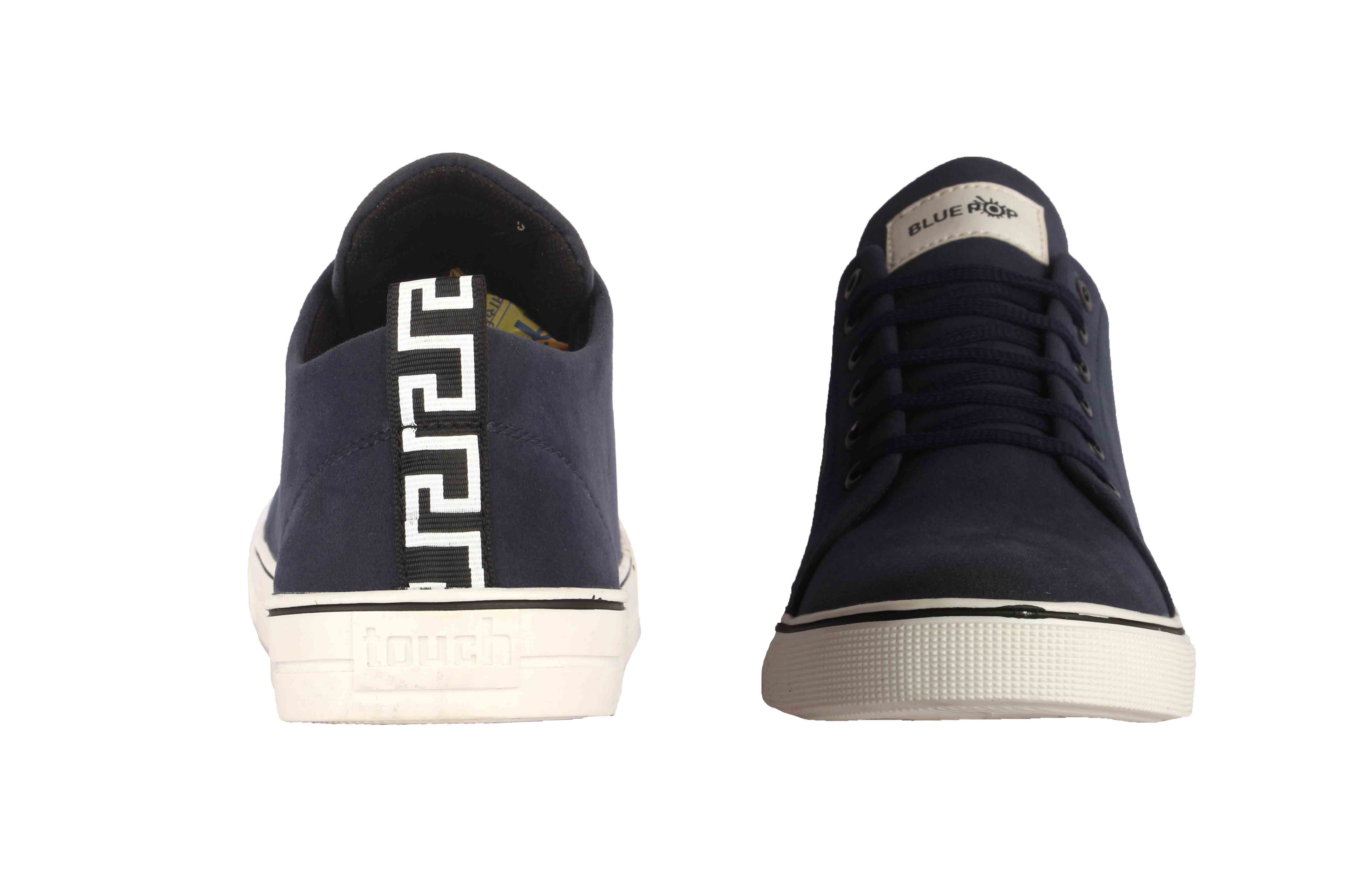 Blue Pop Trendy Casual Shoes For Men Bpm2468navy (navy,6-10,8 PAIR)