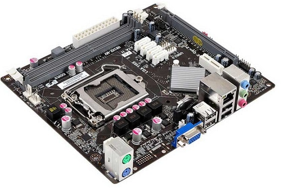 Mercury PH61TZ Desktop Motherboard