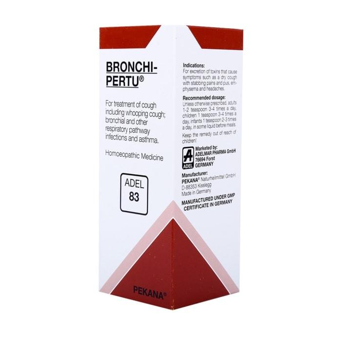 ADEL 83 Bronchi-Pertu Syrup