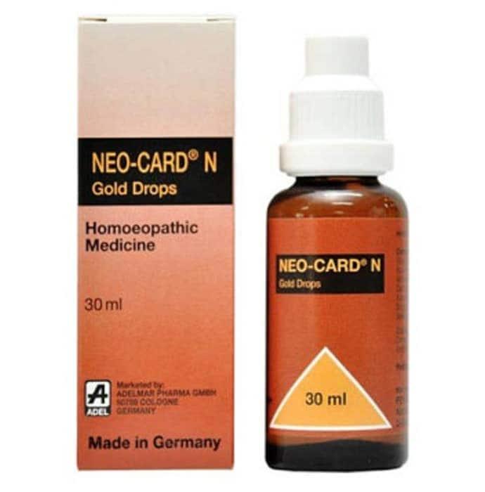 ADEL Neo-Card N Gold Drop