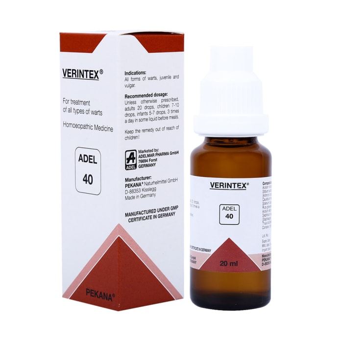 ADEL 40 Verintex Drop - 20ml