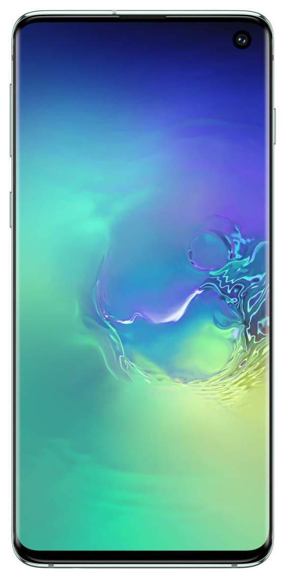 Samsung Galaxy S10+ (RAM 8 GB, 128 GB, Prism Green)