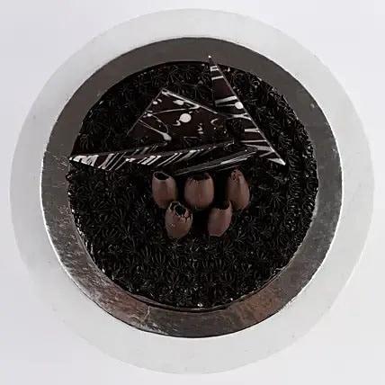 Fudge Brownie Cake