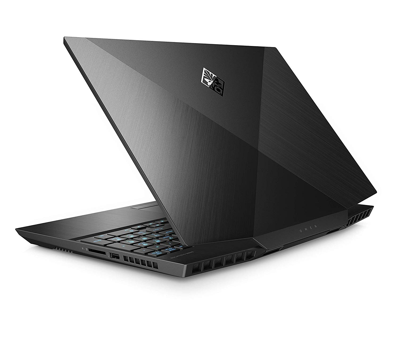 HP Omen 15-dh0138TX Core I7 9th Gen 15.6-inch FHD Gaming Laptop (16GB/1TB HDD + 512GB SSD/Windows 10/NVIDIA RTX 2070 8GB Graphics/Shadow Black),