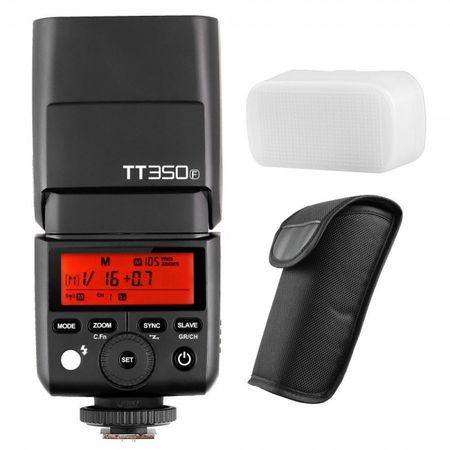 Godox TT350f Speedlite High-Speed Sync External TTL For FUJIFILM Mirrorless Cameras