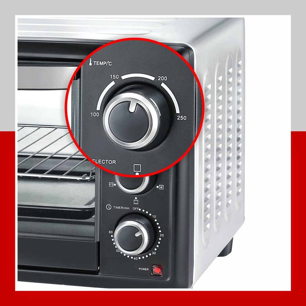 PRESTIGE  POTG 20 Ltr - With Rotisserie & Convection
