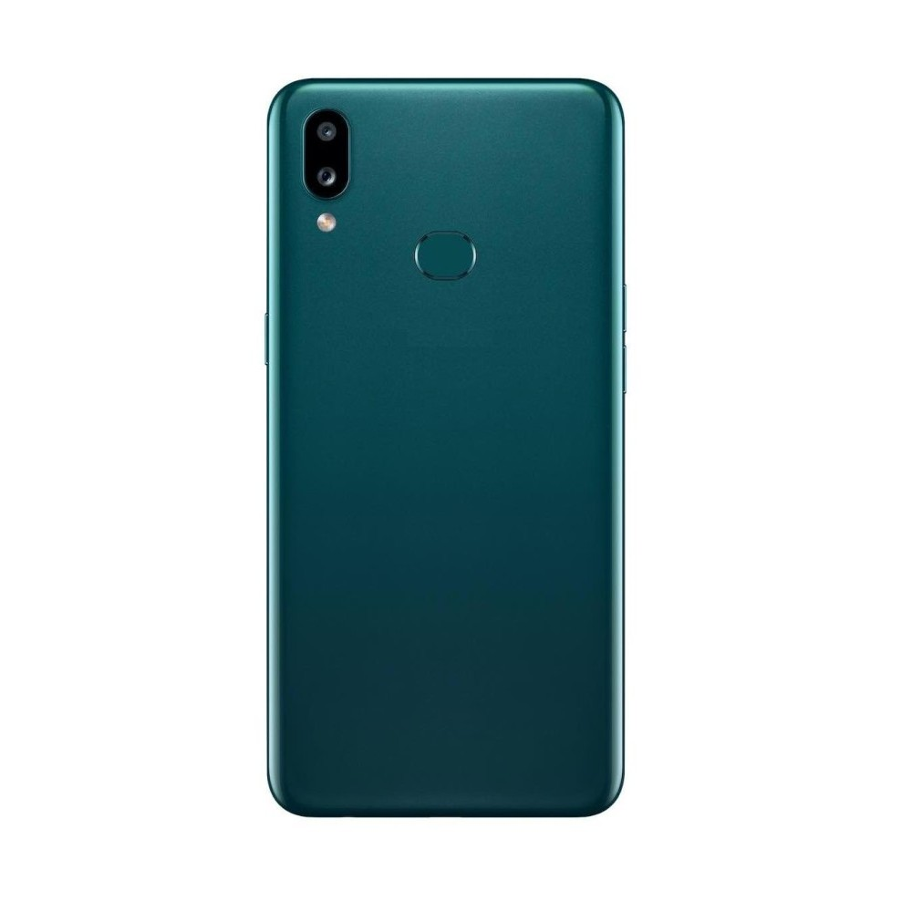 Samsung Galaxy A10s Compatible Full Body Replacement Housing (Green)