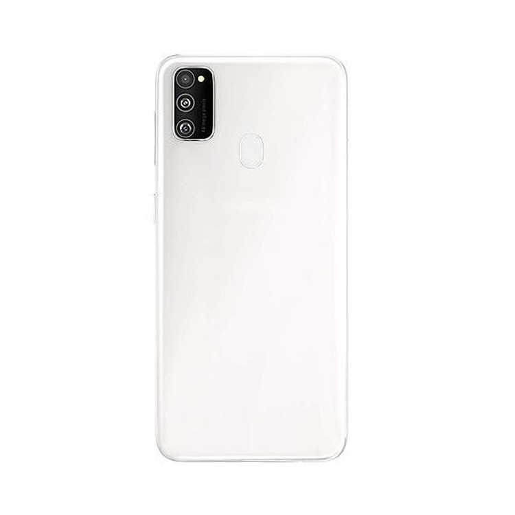 Samsung Galaxy M30s Compatible Full Body Replacement Housing (White)