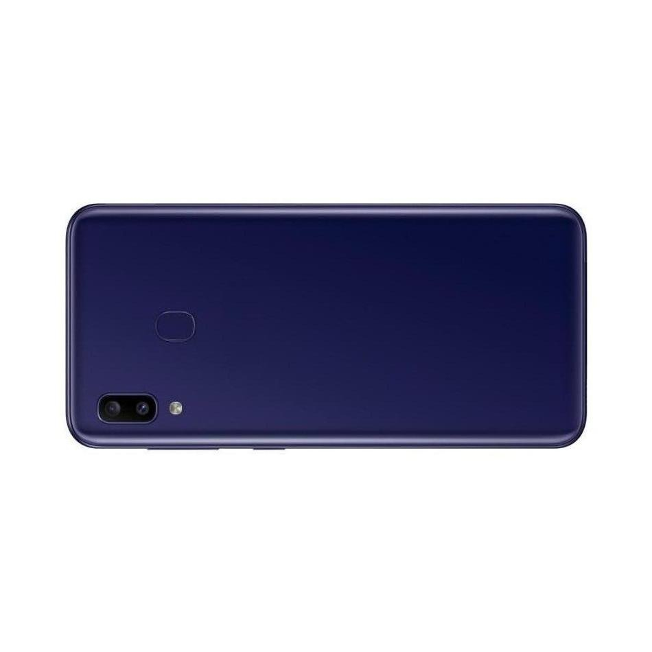Samsung Galaxy M10s Compatible Full Body Replacement Housing (Blue)