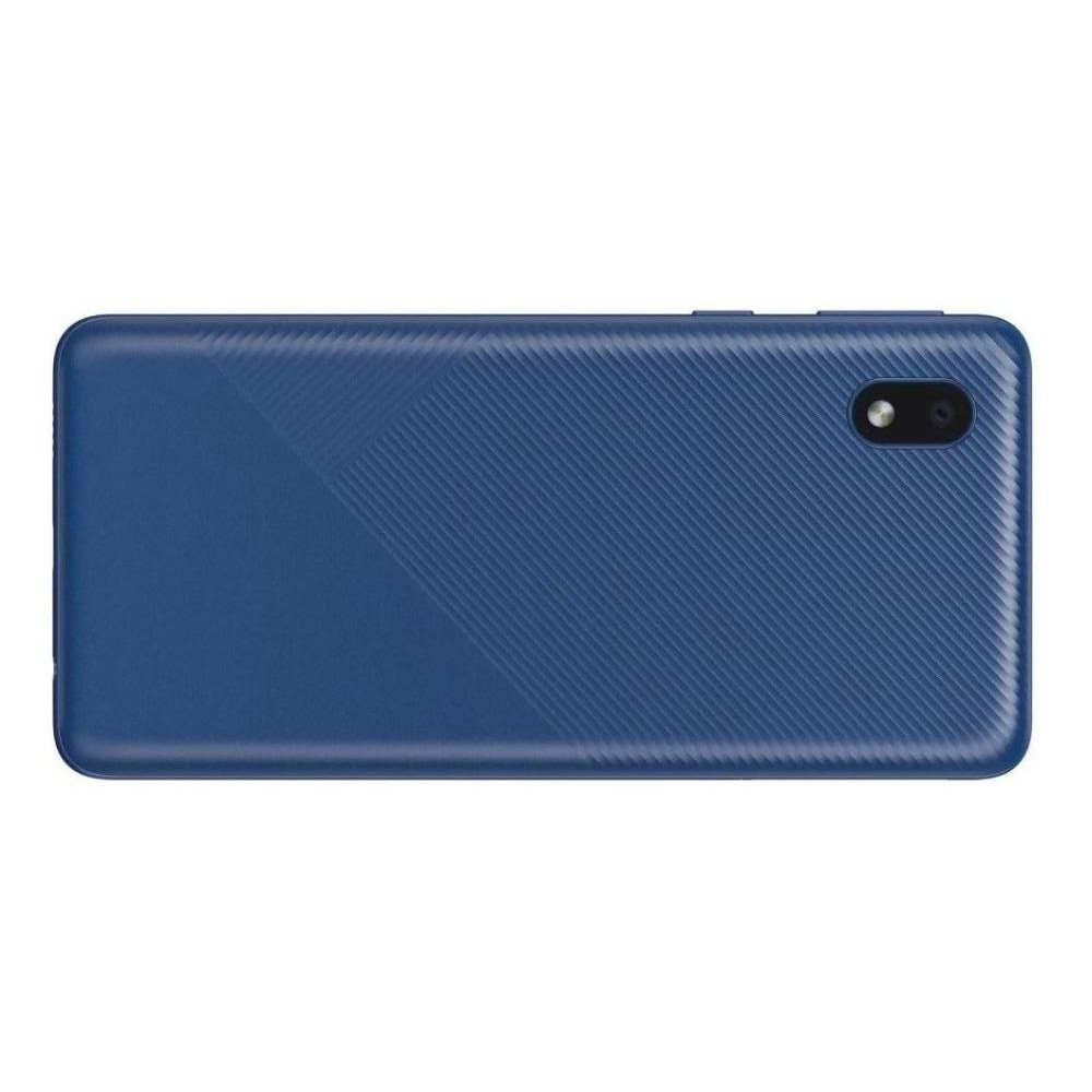 Samsung Galaxy M01 Core Compatible Full Body Replacement Housing (Blue)