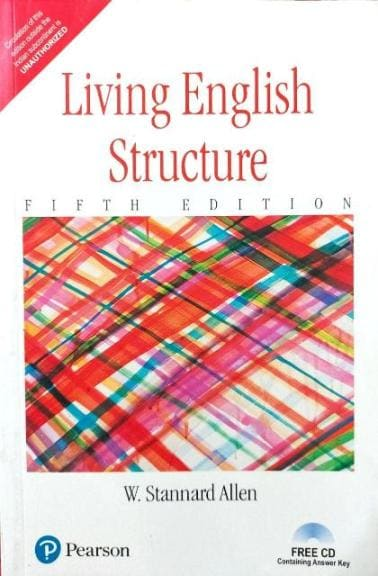 Living English Structure W. Stannard Allen With CD