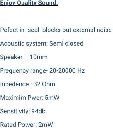 Headphone Philips 1505 Bk