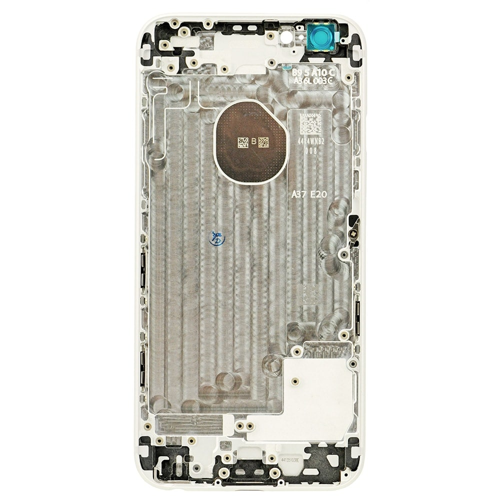 REPLACEMENT FOR IPHONE 6 BACK COVER - SILVER