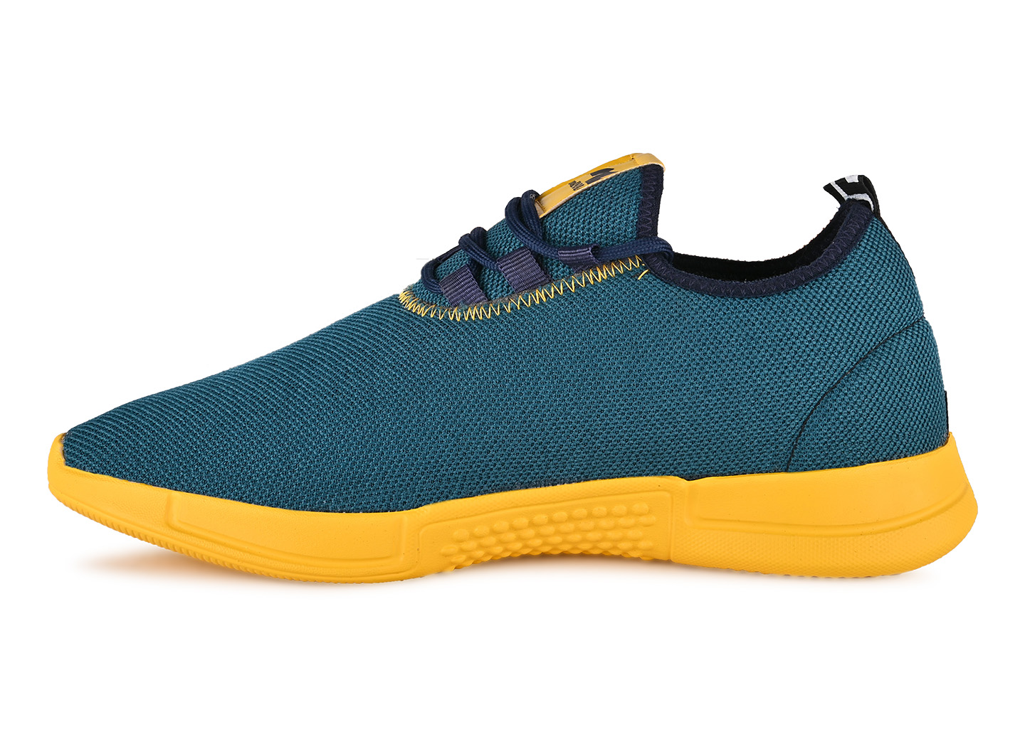 JK PORT Comfortable And Trendy Sports Shoes JKPSB61GRNY Are Reliable For Any Sports (Green,6-10,8 PAIR)